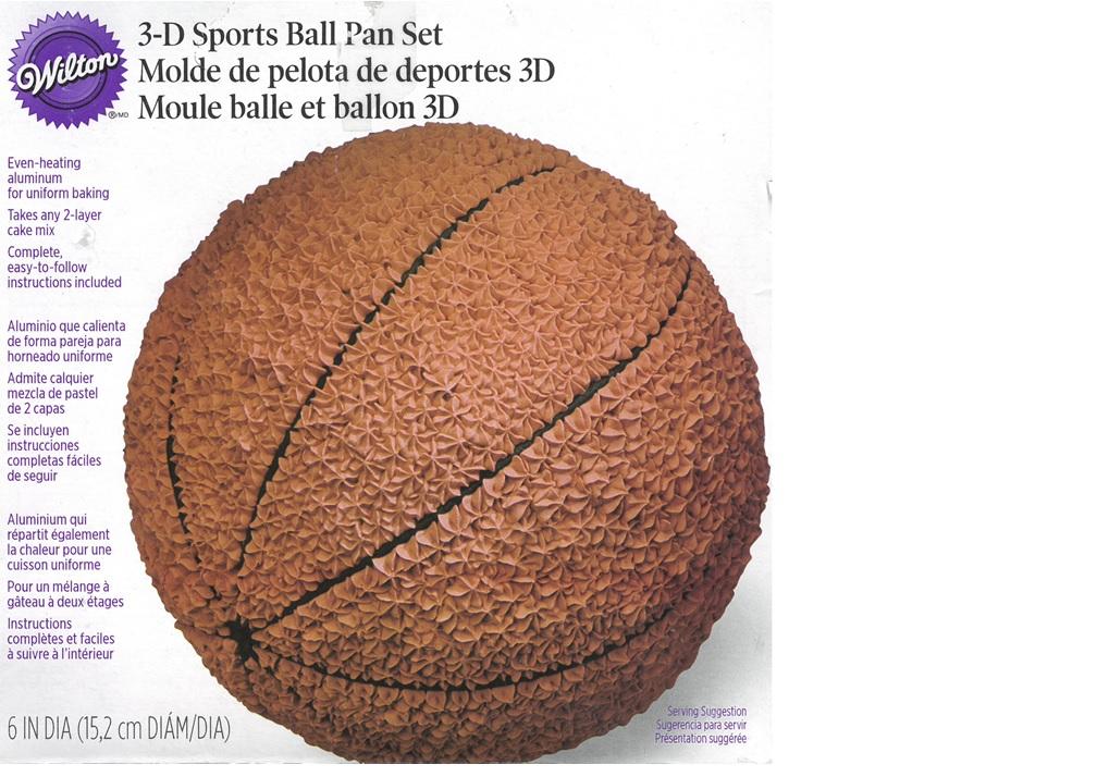 3D-Sports-Ball-Cake-Pan